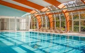 47% Karlovy Vary: 2-5 denní wellness pobyt v Resortu…