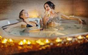 35% Karlovy Vary: 2-3 denní wellness pobyt pro DVA v…