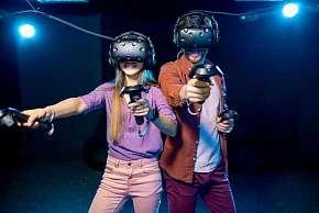 Sleva 17% - Jedinečná úniková hra ve virtuální realitě pro 2 osoby na Praze 5