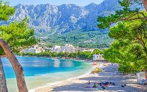 21% Chorvatsko: 8 denní pobyt pro DVA v Hotelu Bonaca…
