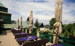 43% Ubytování v krásné oblasti Krušných hor pro 2…