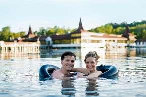 11% Pobyt v maďarském lázeňském městě Hevíz v Hotelu…