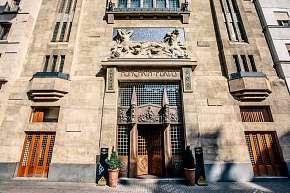 28% Luxusní ubytování v hotelu v Budapešti se snídaní…