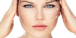 Sleva 63% - Lifting obličeje či redukce podbradku bipolární radiofrekvencí v centru Towell v…