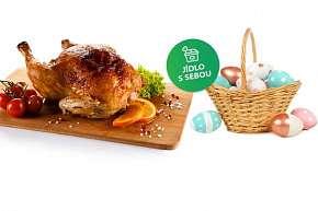 Sleva 34% - Velikonoční menu bez práce až pro 4 osoby ze Švejkova restaurantu ve Strašnicích s…