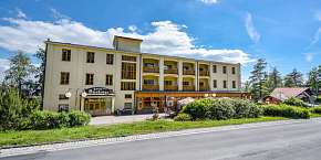 39% Vysoké Tatry: 3–6 denní pobyt pro DVA v centru…