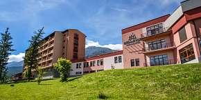15% Vysoké Tatry: 3–4 denní pobyt pro DVA v nových…