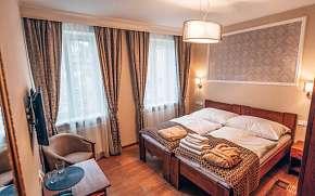 50% Karlovy Vary: 3–7 denní luxusní pobyt pro DVA v…