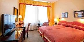 0% Ozdravný pobyt v hotelu Dvořák Spa & Wellness v…