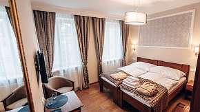 26% Karlovy Vary: 3–7 denní pobyt pro DVA v centru…