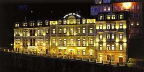 51% Karlovy Vary: 3–4 denní pobyt pro DVA přímo na…