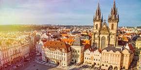 Sleva na pobyt 59% - Moderní apartmány jen 300 m od Staroměstského náměstí…