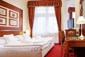 53% Karlovy Vary: 3–7 denní pobyt pro DVA se snídaní,…