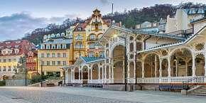 66% Karlovy Vary: 3–5 denní pobyt pro DVA se snídaní…