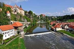 22% Jižní Čechy: 3–7 denní poby tpro DVA v centru…