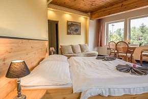 20% Beskydy v Hotelu Bečva s polopenzí, infrasaunou,…