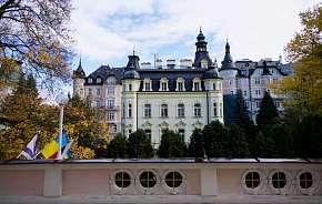 45% Lázeňský pobyt v překrásných Karlových Varech se…
