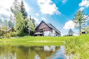 37% Pohodová dovolená v hotelu Maxov v krajině…