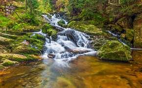 36% Krkonoše: 3–8 denní pobyt u Mumlavského vodopádu…