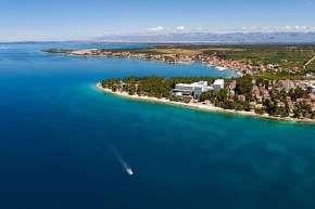 30% Chorvatsko, Petrčane: 8 denní pobyt v hotelu…