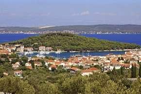38% Chorvatsko, Severní Dalmácie: 7 denní pobyt v…