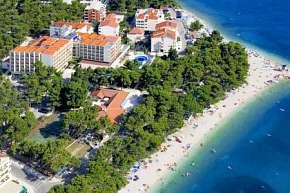 40% Chorvatsko, Baška Voda: 11 denní pobyt v hotelu…
