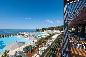 26% Chorvatsko, Istrie: 8 denní pobyt v resortu…