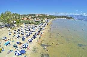 33% Chorvatsko, Rab: 8 denní pobyt v hotelu Lopar…