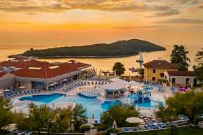 40% Chorvatsko, Istrie: 7 denní pobyt v resortu…