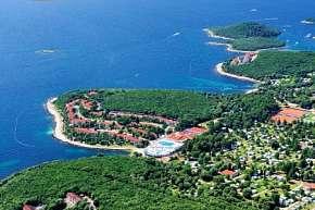 35% Chorvatsko, Istrie: 15 denní pobyt v Bungalovy…