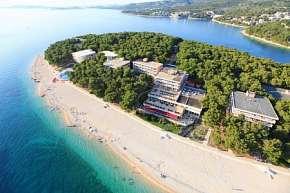 25% Chorvatsko, Primošten: 11 denní pobyt v hotelu…