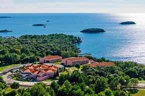 35% Chorvatsko, Istrie: 10 denní pobyt v hotelu…