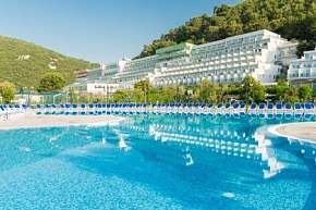 31% Chorvatsko, Istrie: 9 denní pobyt v hotelu Hedera…