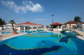 25% Chorvatsko, Istrie: 9 denní pobyt v hotelu Pineta…