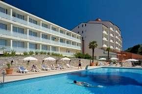 50% Chorvatsko, Rabac: 8 denní pobyt v hotelu Allegro…