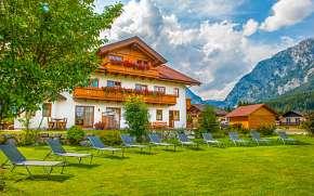 38% Rakousko: 3–8 denní pobyt pro DVA v objetí hor:…