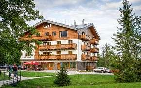 32% Vysoké Tatry: 3–8 denní pobyt pro DVA nedaleko…
