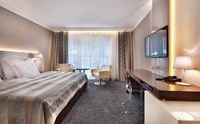 46% Karlovy Vary: 3–4 denní pobyt pro DVA v luxusním…