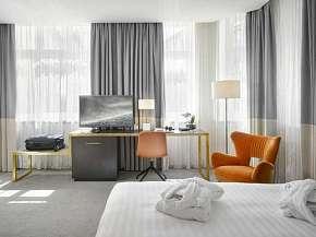 25% Luxusní pobyt se snídaní v K + K Hotelu Fenix *…