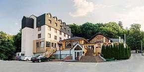 18% Bratislavský hotel West **** v lůně přírody na…