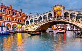 Sleva na pobyt 0% - Itálie, Benátky: 2–4 denní pobyt pro DVA v novém A&O…