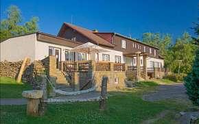 50% Šumava: 3–8 denní pobyt pro DVA u Kašperských hor…
