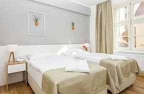 0% Moderní designový hotel Garden Court**** se…