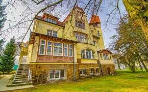50% Karlovy Vary:  3–7 denní pobyt pro DVA u Tržní…