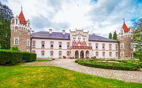 50% Vysočina: 2–3 denní pobyt pro DVA v unikátním…