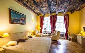 50% Praha: 2–6 denní pobyt pro DVA v luxusním Hotelu…