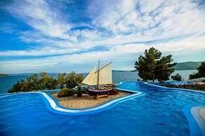 35% Chorvatsko, Trogir: 8 denní pobyt v Camping…