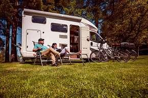0% Dobrodružná dovolená v zapůjčeném obytném voze až…