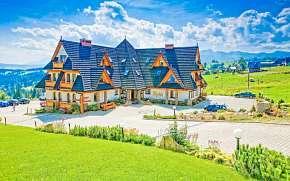 28% Polské Tatry: 3–8 denní pobyt pro DVA v Hotelu…