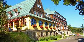 Sleva na pobyt 33% - Podzimní túry na Pustevnách s ubytováním v hotelu…